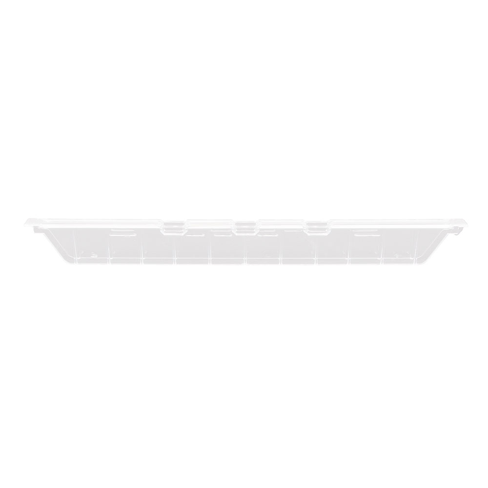 "Cambro DIV20135 20-7/8"" Divider Bar - Clear"