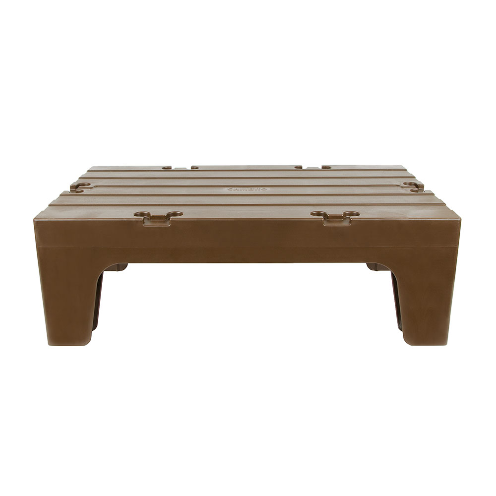 """Cambro DRS36131 36"""" Stationary Dunnage Rack w/ 1500-lb Capacity, Polymer"""
