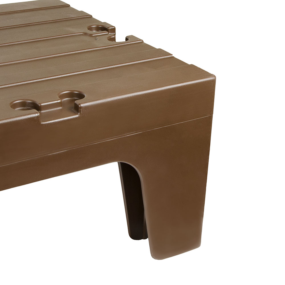 """Cambro DRS60131 60"""" Stationary Dunnage Rack w/ 3000-lb Capacity, Polymer"""