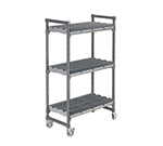 Cambro EDRC244878PKG 3-Level Mobile Drying Rack for Trays