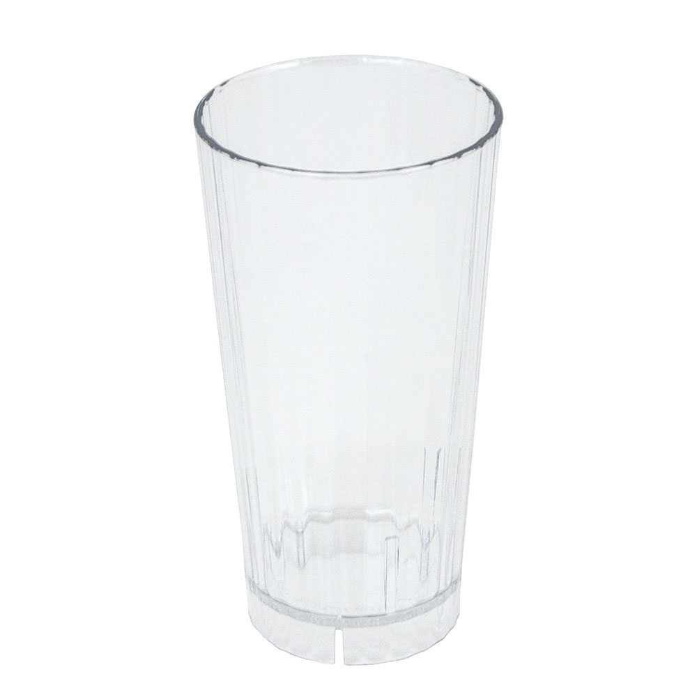 Cambro HT22CW135 22-oz Huntington Tumbler - Clear