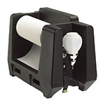 Cambro HWAPR110 Handwashing Station - Roll Paper Towel/Soap Dispenser, Black