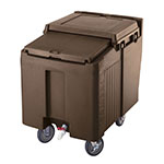 "Cambro ICS125L131 125-lb Ice Caddy - Sliding, Flat Top, 29.25"" H"
