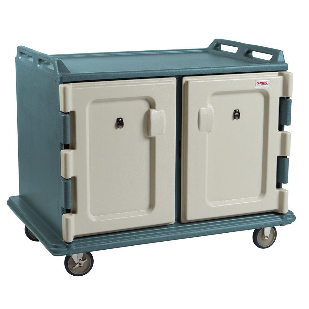 Cambro MDC1520S20192 20-Tray Ambient Meal Delivery Cart