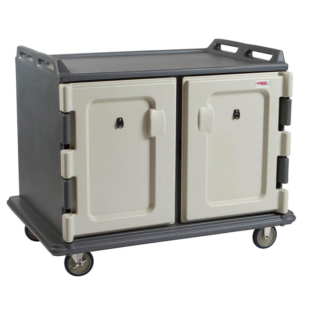 Cambro MDC1520S20194 20-Tray Ambient Meal Delivery Cart