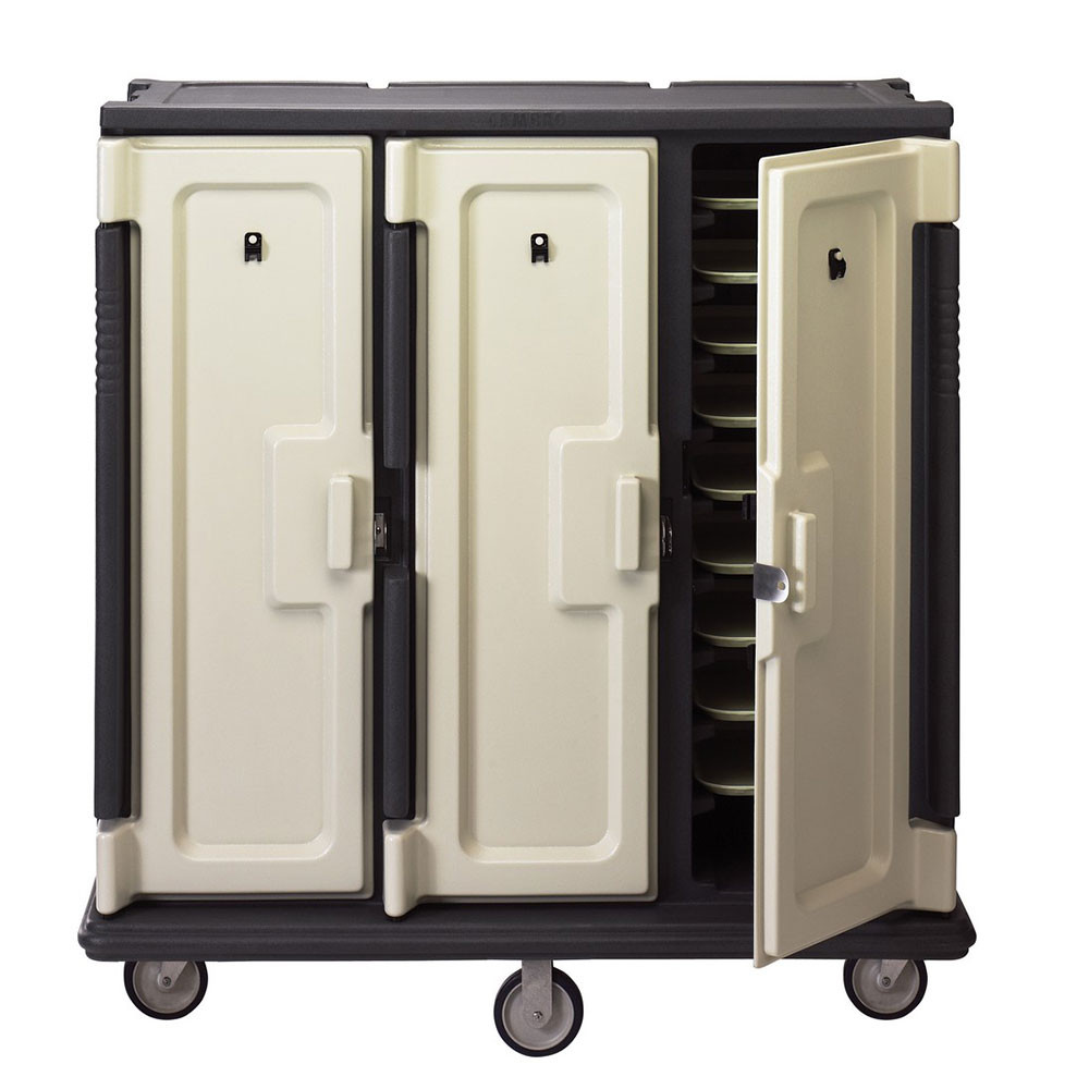 Cambro MDC1520T30191 30-Tray Ambient Meal Delivery Cart