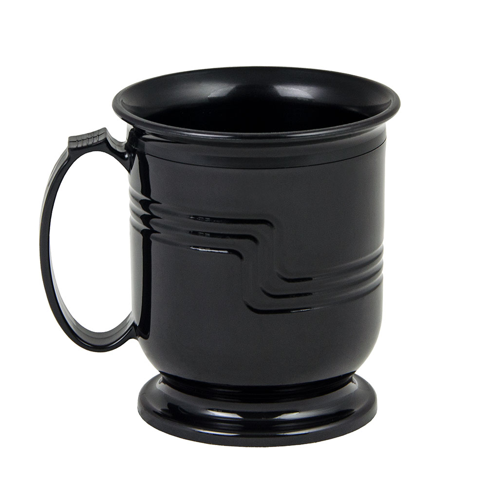 Cambro MDSM8-110 8-oz Shoreline Collection Mug - Black
