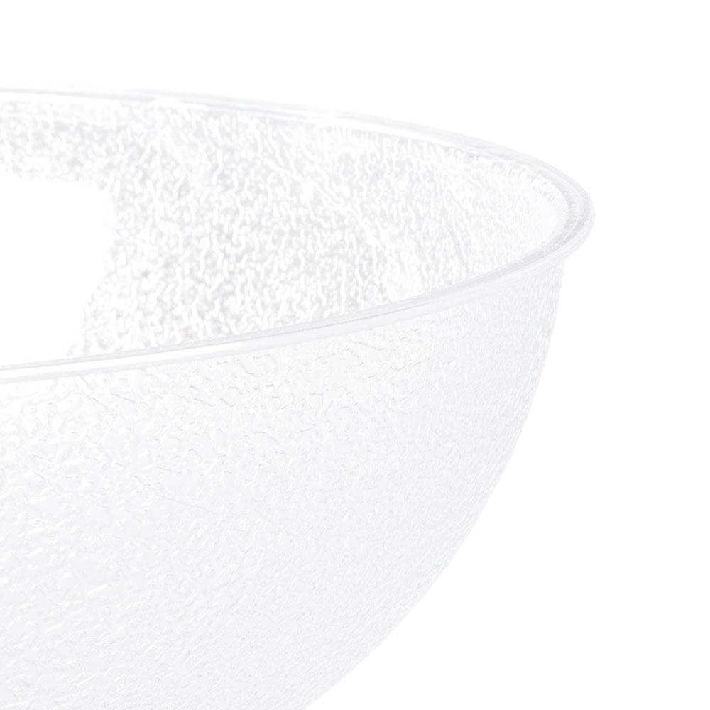"Cambro PSB18176 18"" Camwear Salad Bowl - 20.2-qt Capacity, Pebbled"