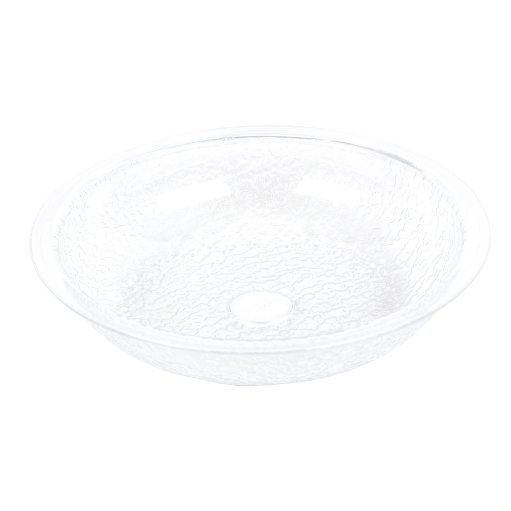 "Cambro PSB6176 6"" Camwear Salad Bowl - 18.8-oz Capacity, Pebbled"