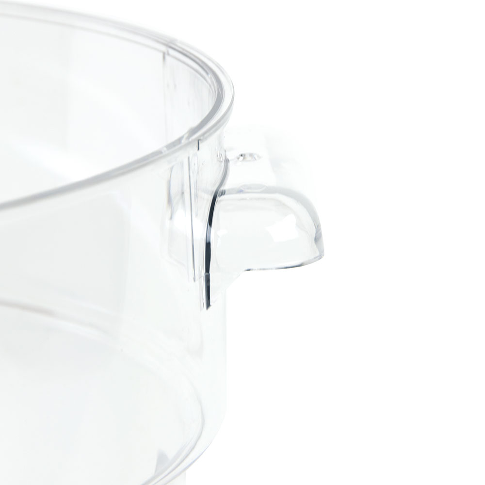 Cambro RFSCW18135 18-qt Camwear Round Storage Container - Clear