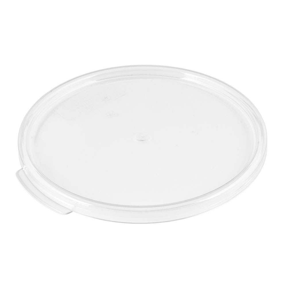Cambro RFSCWC6135 Camwear Cover, for 6 & 8-qt Containers, Clear