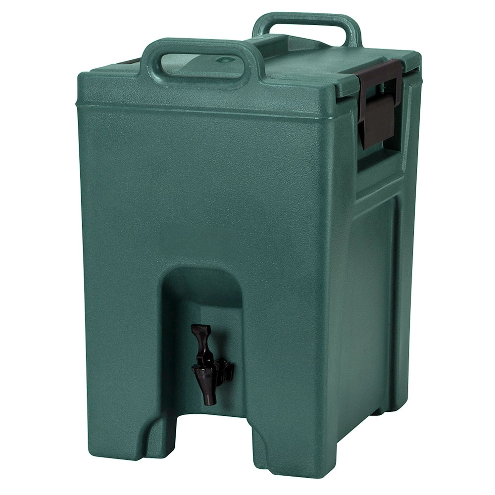 Cambro UC1000519 10-1/2-gal Ultra Camtainer Beverage Carrier - Insulated, Green