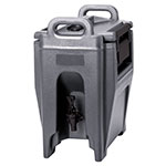 Cambro UC250194 2-3/4-gal Ultra Camtainer Beverage Carrier - Insulated, Granite Sand