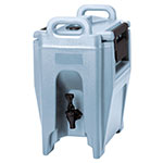 Cambro UC250401 2-3/4-gal Ultra Camtainer Beverage Carrier - Insulated, Slate Blue
