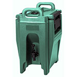 Cambro UC250519 2-3/4-gal Ultra Camtainer Beverage Carrier - Insulated, Green