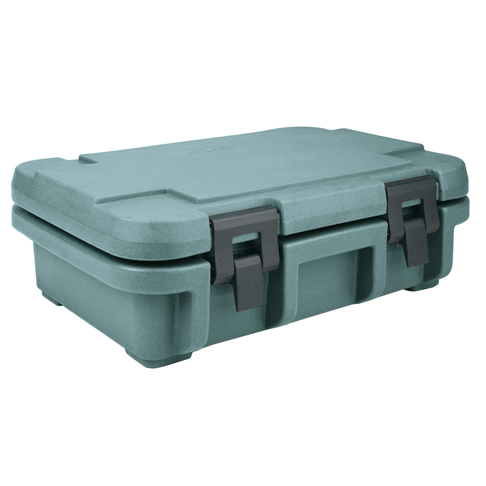 Cambro UPC140401 12-qt Camcarrier Ultra Pan Carrier - (1)Full Size Pan, Slate Blue