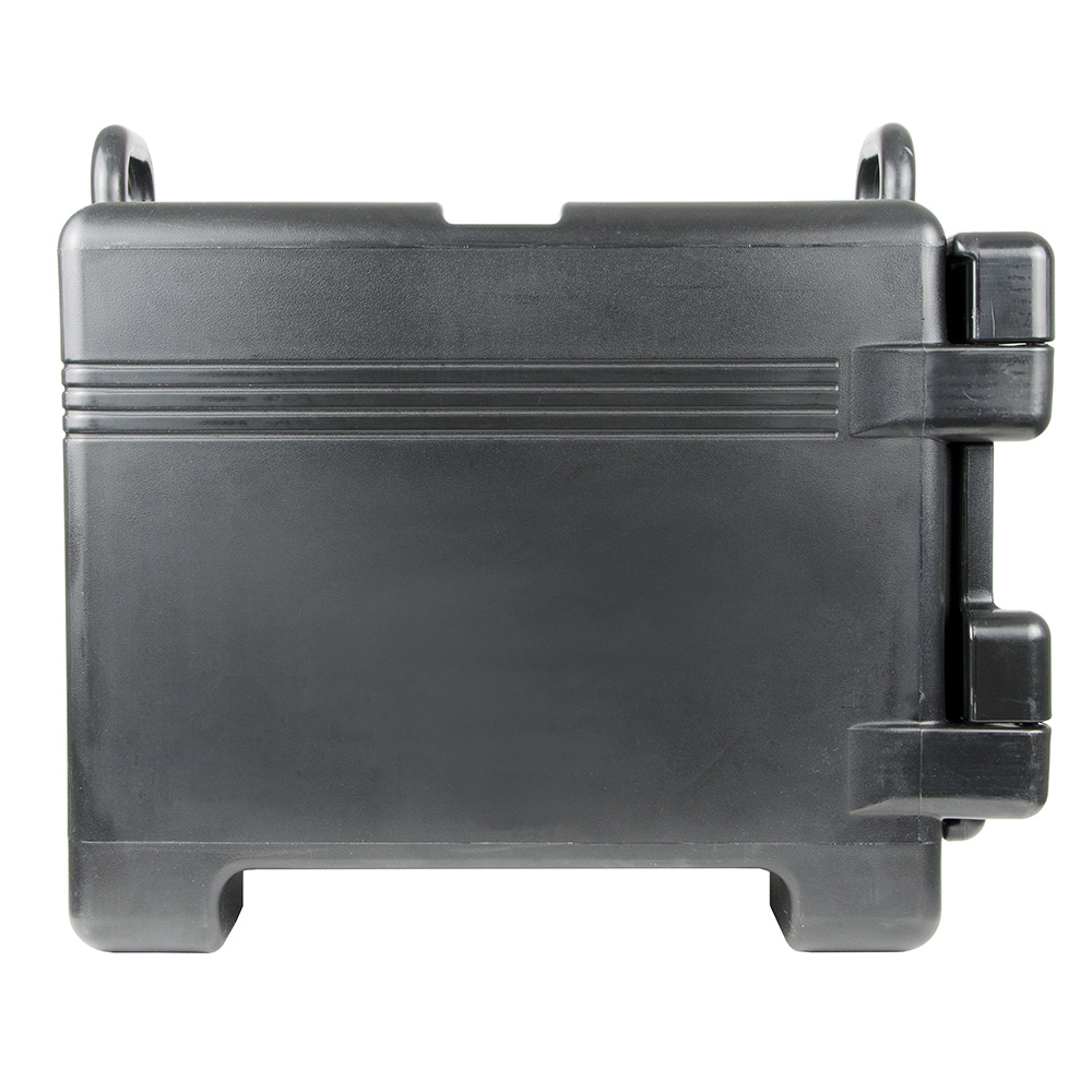 Cambro UPC300110 Camcarrier® Ultra Pan Carrier w/ 4-Pan Capacity, Black