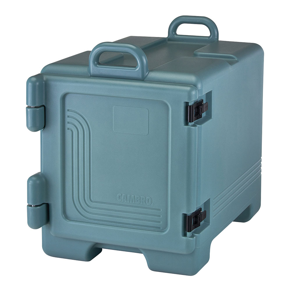 Cambro UPC300401 Camcarrier® Ultra Pan Carrier w/ 4-Pan Capacity, Slate Blue