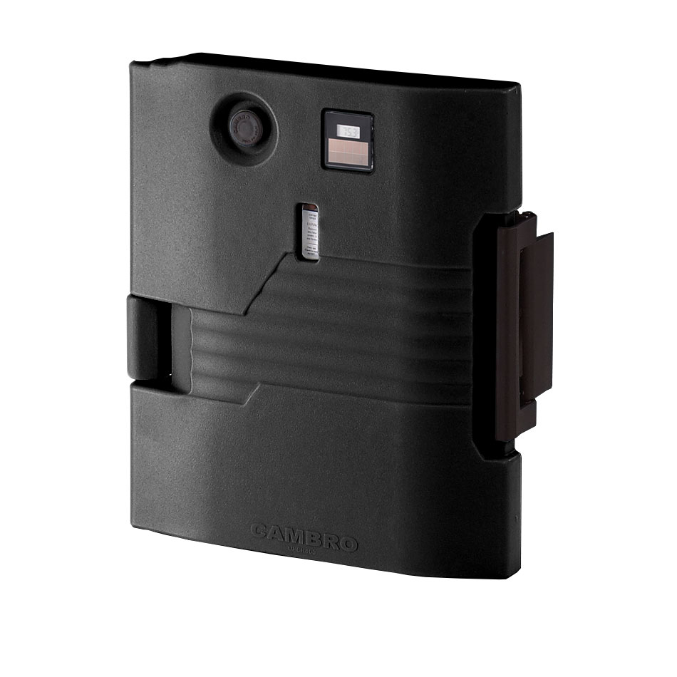 Cambro UPCHBD800110 Replacement Retrofit Bottom Door - (UPCH800) Black 110v