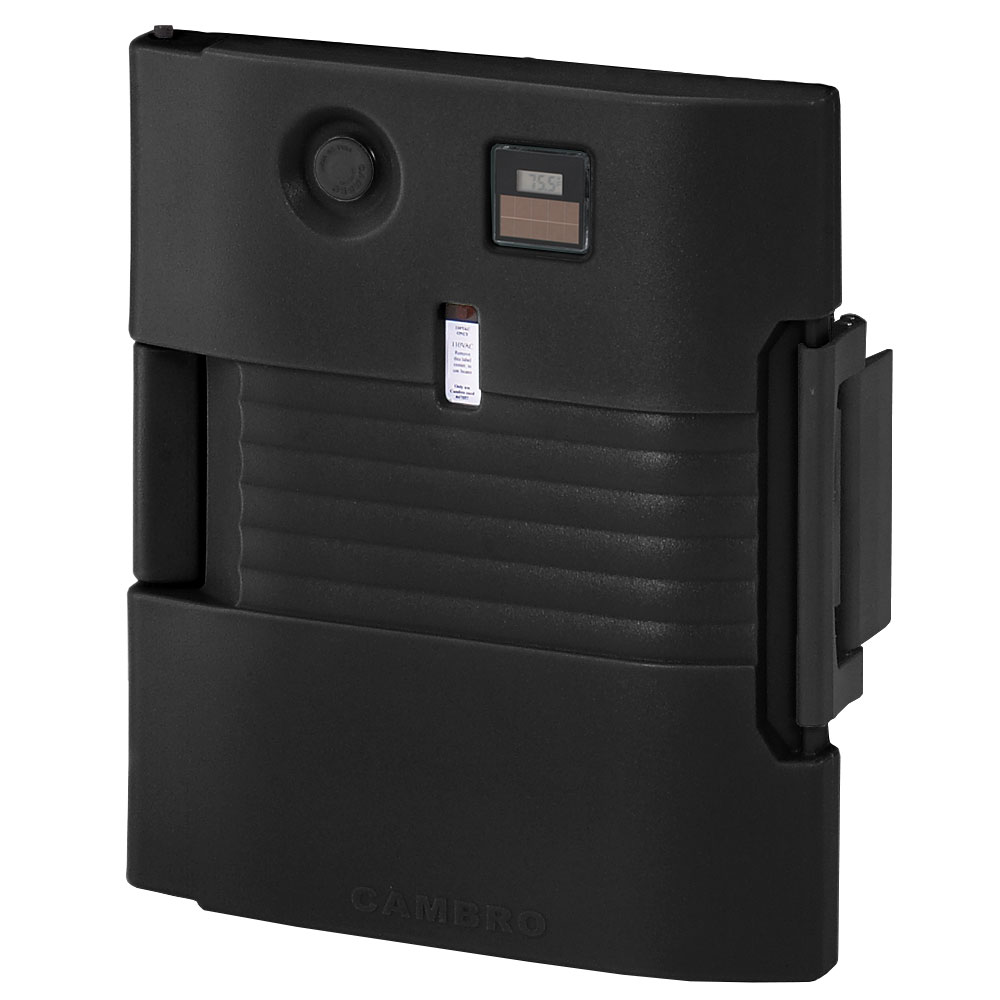 Cambro UPCHD400110 Replacement Retrofit Bottom Door - (UPCH400) Black 110v