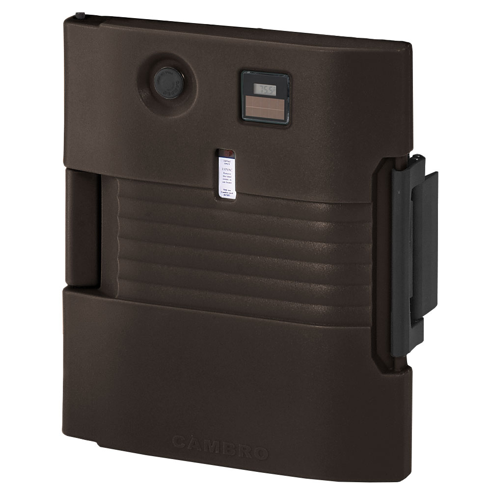 Cambro UPCHD4002131 Replacement Retrofit Bottom Door - (UPCH400) Dark Brown 220v