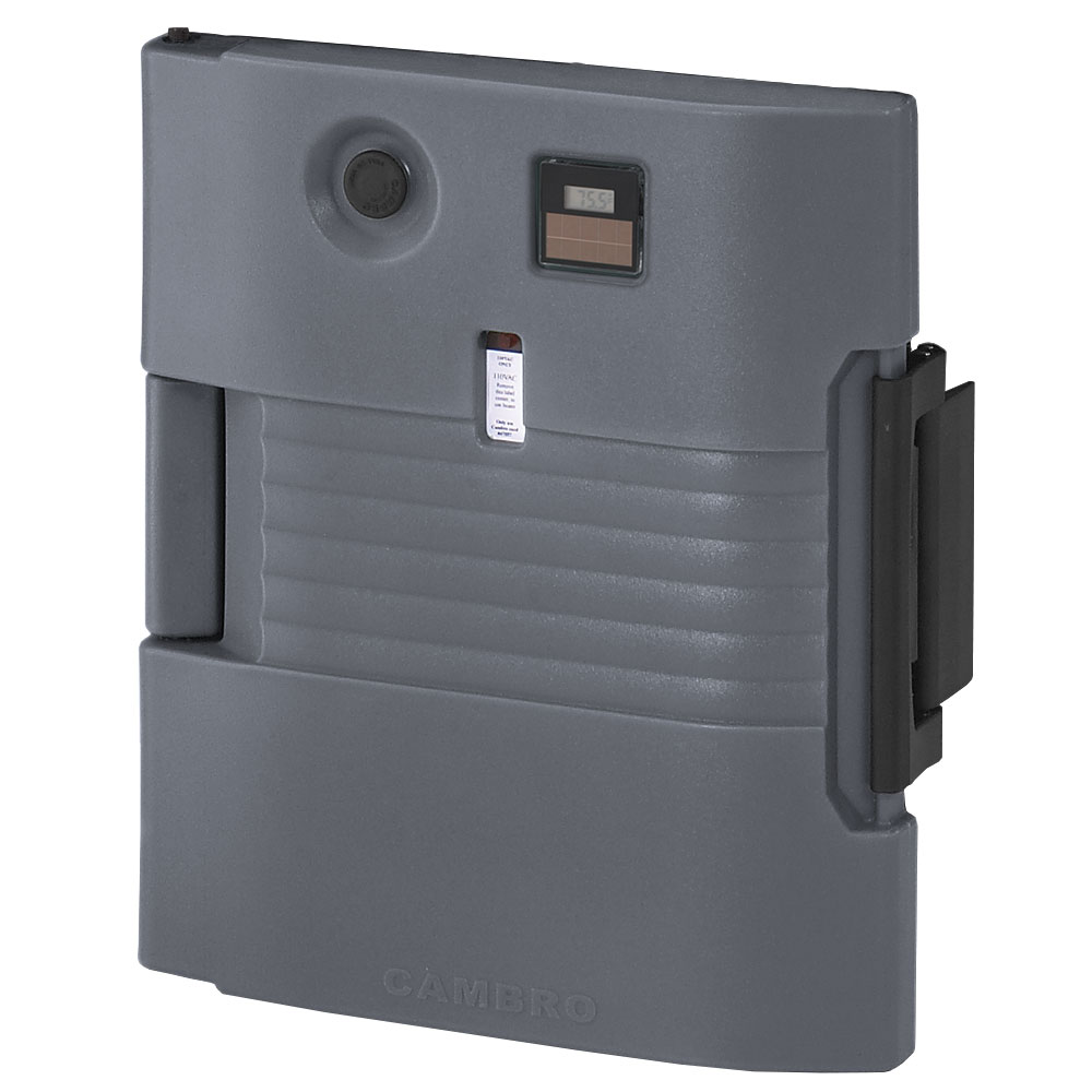 Cambro UPCHD4002191 Replacement Retrofit Bottom Door - (UPCH400) Granite Gray 220v