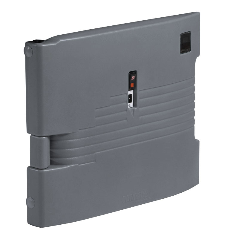 Cambro UPCHTD1600191 Replacement Retrofit Top Door - (UPCH1600) Granite Gray 110v