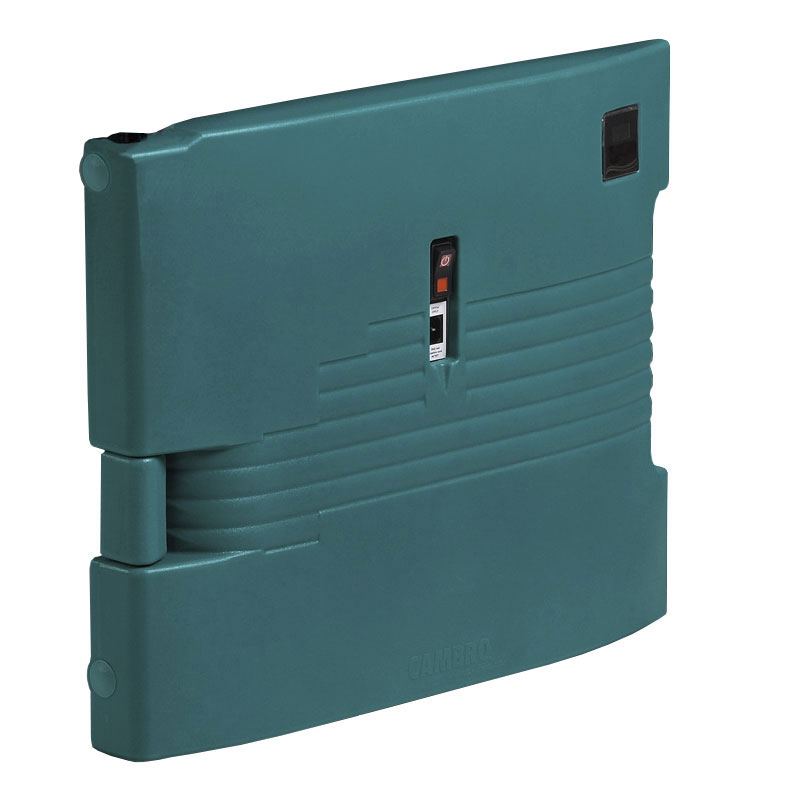 Cambro UPCHTD16002192 Replacement Retrofit Top Door - (UPCH1600) Granite Green 220v