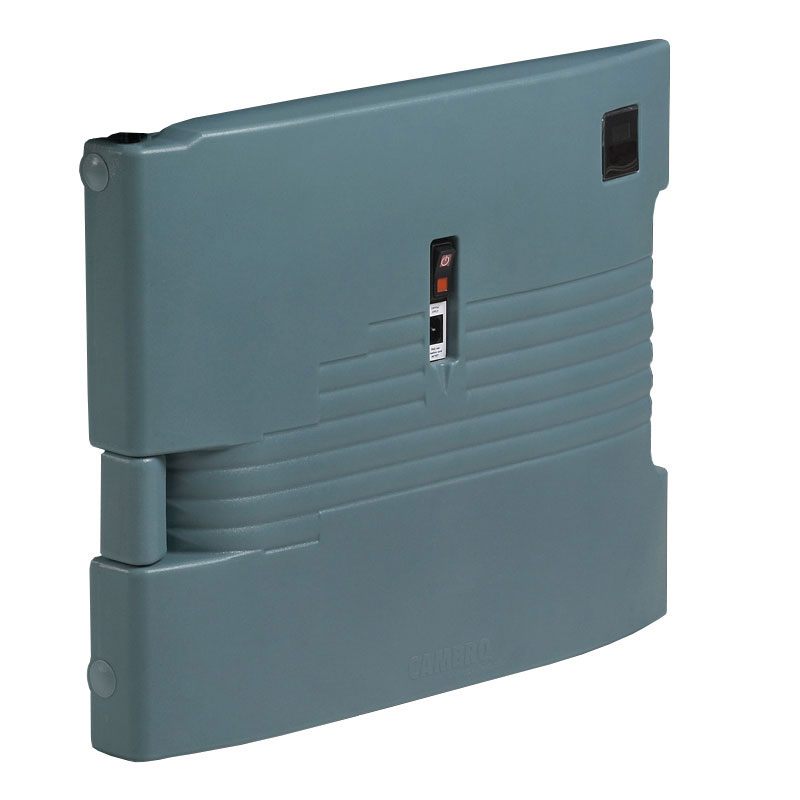 Cambro UPCHTD1600401 Replacement Retrofit Top Door - (UPCH1600) Slate Blue 110v