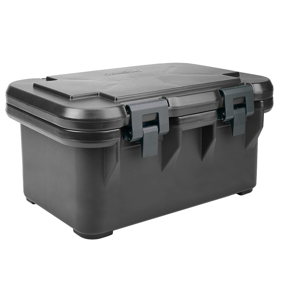 Cambro UPCS180110 24-qt S-Series Pancarrier - Top Loading, Black