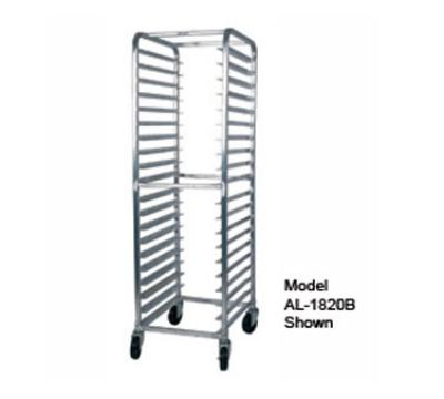 Win-Holt AL1820B Pan Rack, Mobile, Full Height, Open Sides, Medium Duty