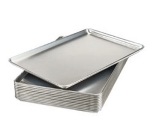 "Win-Holt AP-1826 Aluminum Display Tray, 18"" X 26"" X 1""Deep"