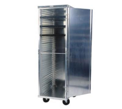 Win-Holt EC1840CLD Full Height Transport Cabinet w/ Clear Door, Holds 40-Sheet Pans
