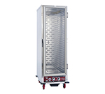 Win-Holt NHPL-1825-UNC Full Height Mobile Heated Cabinet w/ (28) Pan Capacity, 120v