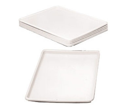 "Win-Holt WHP-1826WH Display Tray, Heay Duty Plastic, 18"" X 26"" X 1""Deep, NSF, White"