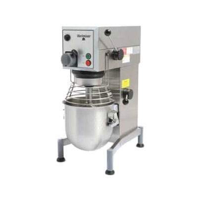 Varimixer V20 20-qt Commercial Countertop Mixer w/ Attachment Hub, 208v/3ph