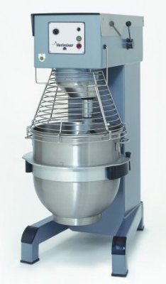 Varimixer W150PL 150-qt Planetary Mixer w/ Stainless Bowl, Bowl Lift  & Accessories