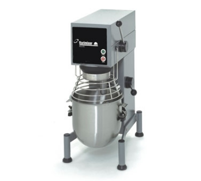 Varimixer W20SF 20-qt Planetary Mixer w/ Stainless Bowl, Whip & Beater
