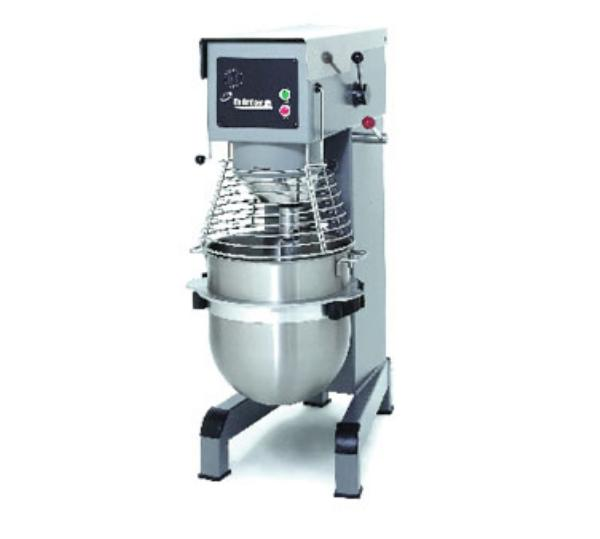 Varimixer W60A 60-qt Planetary Mixer w/ Stainless Bowl, Whip, Beater & Hook