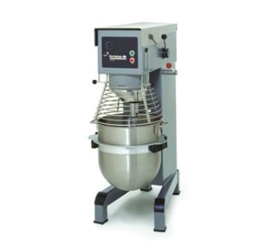 Varimixer W60P 60-qt Planetary Mixer w/ Stainless Bowl & Dough Hook