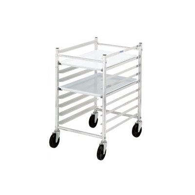 Channel 425AKD 20.5 9-Bun Pan Rack w/ 3 Bottom Load Slides