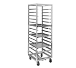 "Channel 403A-OR Front Loading Oven Rack w/ 12-Pan Capacity & 5"" Spacing, Aluminum"