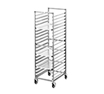 "Channel 406S 20.5""W 18-Sheet Pan Rack w/ 3"" Bottom Load Slides"