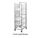 "Channel 411S 28.5""W 20-Sheet Pan Rack w/ 3"" Bottom Load Slides"