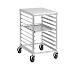 "Channel 425AP Front Loading Bun Pan Rack w/ 9-Pan Capacity & 3"" Spacing, Under-Counter, Aluminum"