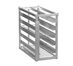 "Channel 484DD 12.875""W 5-Sheet Pan Rack w/ 4"" Bottom Load Slides"
