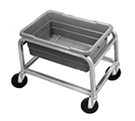 Channel 501LS Lug Rack w/ 1-Lug Capacity, Stainless