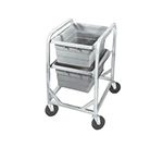Channel 502LS Lug Rack w/ 2-Lug Capacity, Stainless
