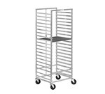 Channel 546A Donut Screen Rack w/ 20-Screen Capacity For 23x23-in Screen & 3-in Spacing, Aluminum