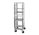 Channel 566N Front Loading Bun Pan Rack w/ 33-Pan Capacity & 1.5-in Spacing, Aluminum